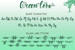 Green Love Product Image 6