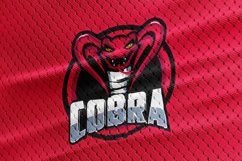 The King Cobra Mascot Logo Templates Product Image 4