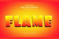 Fire Text Effect Product Image 1