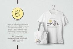 Web Font Alpha Gigantea Font Product Image 5