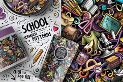 School Cartoon Doodle Big Pack Product Image 4