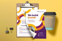 Branding Consultant Flyer Product Image 3