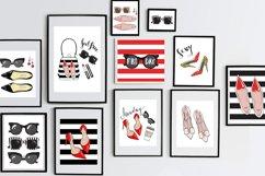 Vector fashion set. Product Image 5