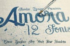 Amora Script Product Image 5