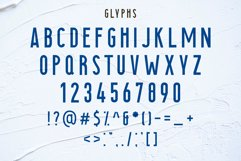 Searocks | A clean condensed font Product Image 5
