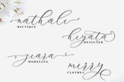 ithalia script Product Image 5