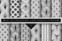 Art Deco Wallpapers Pack   PNG EPS JPG   Vol.1 Product Image 5