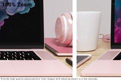 Laptop Mockup Set Product Image 4