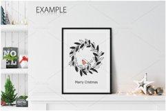 Christmas Frame & Wall Mockup Bundle Product Image 3