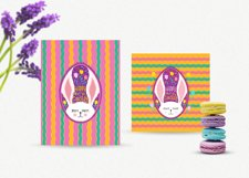 Vector illustration Happy Easter Product Image 4