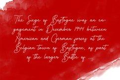 Bastogne Signature Font Product Image 6