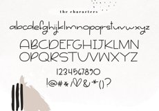Sugarcoat - A Clean Handwritten Font Product Image 6