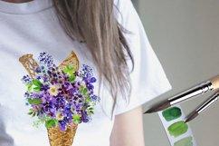 Ice cream Bouquet Clip Art Product Image 5