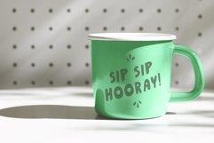 Splish Splash! | Playful Sans Serif Typeface Product Image 5