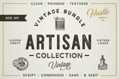 The Artisan Collection - Font Bundle Product Image 1