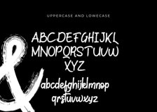 Toress   A Brush Font Product Image 6