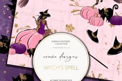 Witch's Spell Patterns Product Image 2