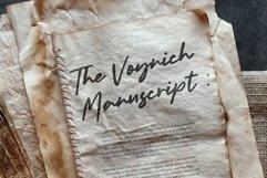 Bolognaise Monoline Handwritten Font Product Image 5