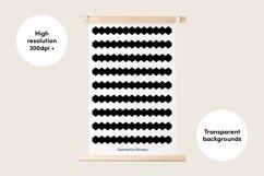 Monochrome Patterns Product Image 4