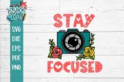 Photographer svg / Camera SVG / Inspirational svg Product Image 2