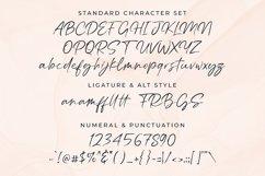 Hannah Gillberth Handwritten Brush Font Product Image 4