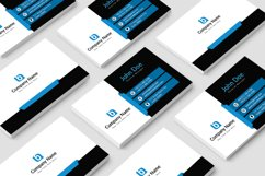 Minimalist Business Card Template Product Image 3