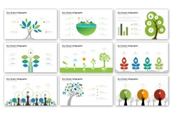 Eco Vector Presentation - Infographic Template Product Image 4