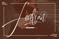 Ferdian Signature Product Image 1