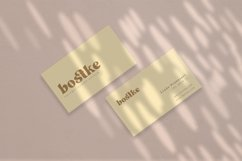 Hangier - Vintage Bold Serif Product Image 4