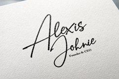 Signature Font - Amostely Product Image 5