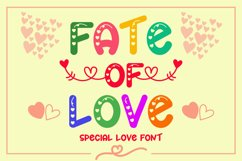 Fate of Love Product Image 1