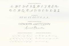 Arletta Stylist Modern Script Font Product Image 6