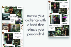 """Instagram Puzzle Feed Template """"The Storyteller"""" Product Image 4"""