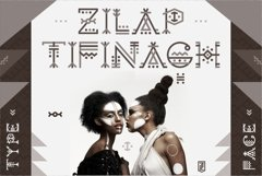 Zilap Tifinagh Product Image 1