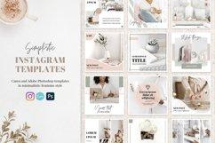 Canva Instagram Templates Simplistic Product Image 1