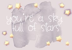 Fairytale - A Cute Handwritten Font Product Image 3