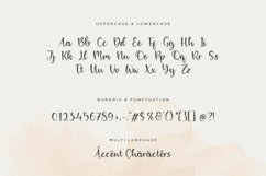 Alpinet Lovely Handwritten Font Product Image 6