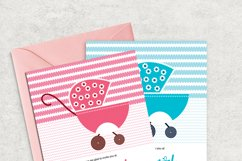 Baby Shower Invitation Templates Product Image 2