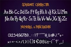 HELLOGHOST - Helloween Theme Font Product Image 2