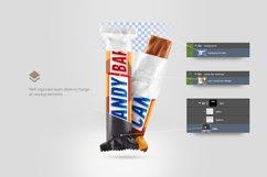 Food & Drinks Packaging Mockup Set Product Image 5