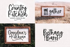 Modern Farmhouse Font Bundle - Fonts for Crafters Product Image 2