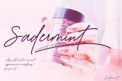 Bartdeng Handwritten Font | NEW Product Image 5
