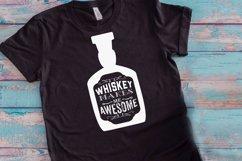 Whiskey Makes Me bundle of 4 shiskey Designs/ graphics Product Image 4