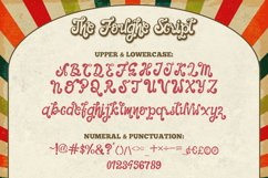 Retro Font - The Foughe Script Product Image 2