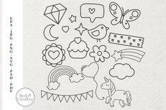 Kid Fun Doodles Product Image 1