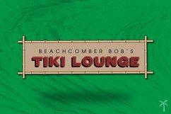 Forbidden Isle Modern Tiki Font Product Image 4