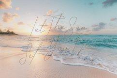 ARK Seychelle - Exotic Monoline Font Product Image 6