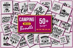 Camping SVG Mega Bundle Product Image 1