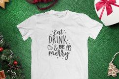 Christmas Sayings SVG Bundle - Christmas Quotes SVG - DXF Product Image 2