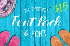 FONT PACK ( 40% OFF ) Product Image 5